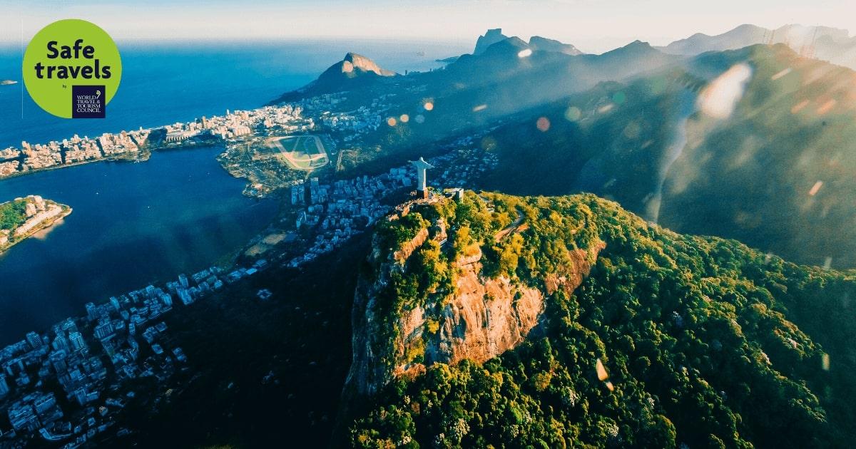 Conheça os 11 destinos brasileiros com o Selo Safe Travels