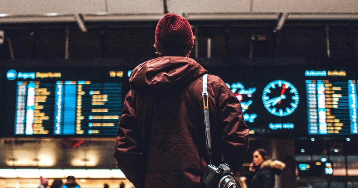 Harvard aponta que voar é mais seguro que ir ao supermercado